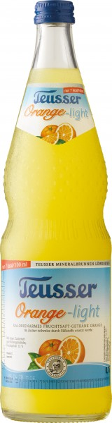 Teusser Orange-light 12x0,7l