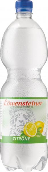 Löwensteiner Zitronenlimonade 9x1l PET