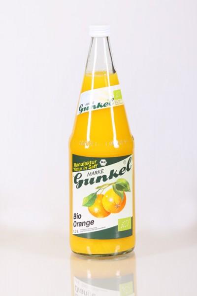 Gunkel Bio Orangensaft 6x1l