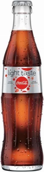 Coca Cola light Taste 24x0,33l