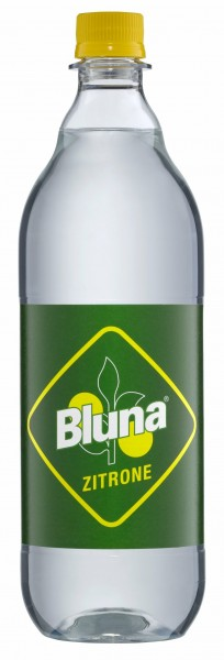 Bluna Zitrone 12x1l