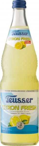 Teusser Citron Fresh 12x0,7l